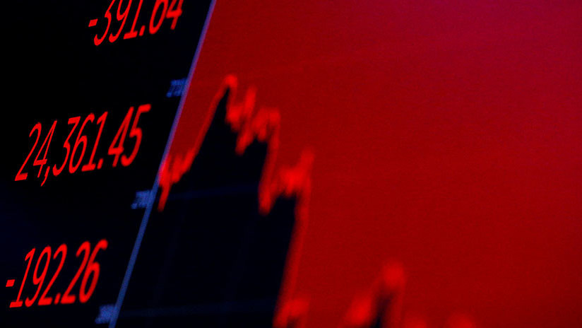 El índice Dow Jones cae 300 puntos tras las represalias de Canadá contra los aranceles de EE.UU.