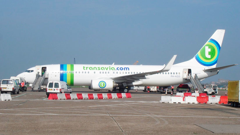 Un avión aterrizó de emergencia porque un pasajero tenía un olor insoportable