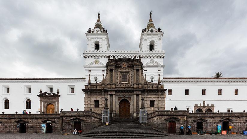 Iglesia católica de Ecuador se compromete a luchar contra abusos sexuales a menores