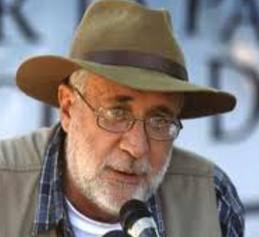 Javier Sicilia, líder del Movimiento por la Paz con Justicia y Dignidad
