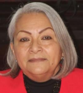 Yolanda Morán, madre de joven desaparecido