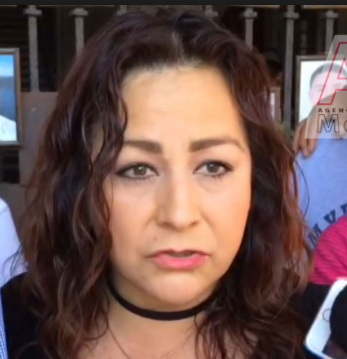 Angélica Rodríguez Monroy, madre de joven desaparecida