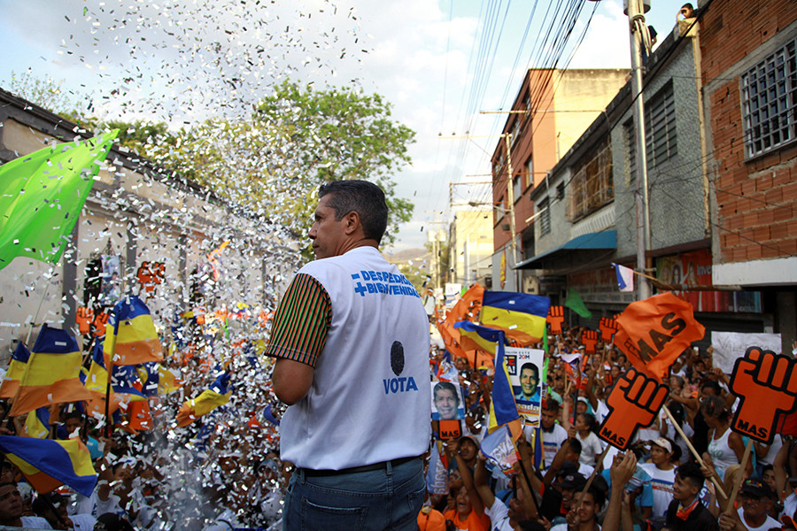 Amenaza de Maduro no impedirá gestión internacional — Julio Borges