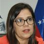 Blanca Eekhout, jefa del Comando de Campaña de la Patria de las Mujeres
