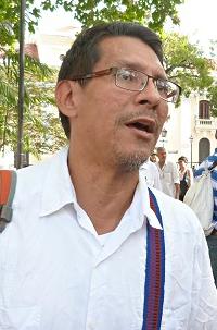 Juan La Rosa, investigador