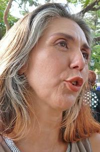 Andrea Quiñones, poeta.