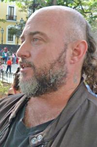 David Meire, vocalista MasMegaherzt
