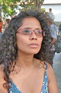 Katherine Castrillo, poeta