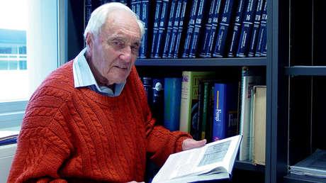 El científico, David Goodall, en su ciudad natal, Perth.