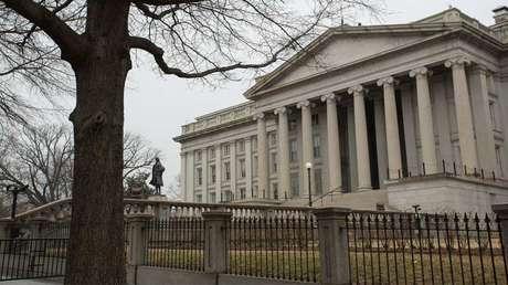 Departamento de Tesoro de EE.UU.