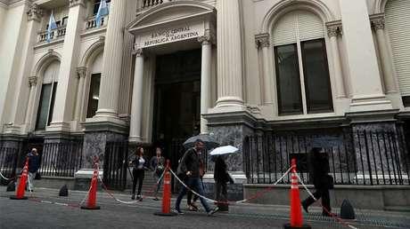 Banco Central de la República Argentina. Buenos Aires, 4 de mayo de 2018.
