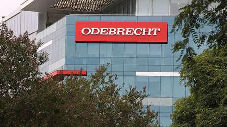 Cuarteles de Odebrecht en Lima, Perú, 24 de enero de 2017.