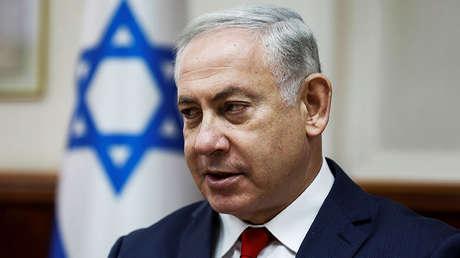 El primer ministro israelí Benjamín Netanyahu.