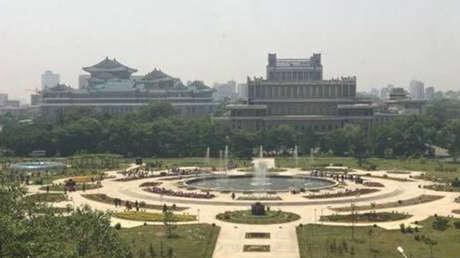 Pionyang, Corea del Norte