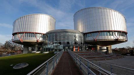 Sede del Tribunal Europeo de Derechos Humanos en Estrasburgo, Francia, el 24 de enero de 2018.