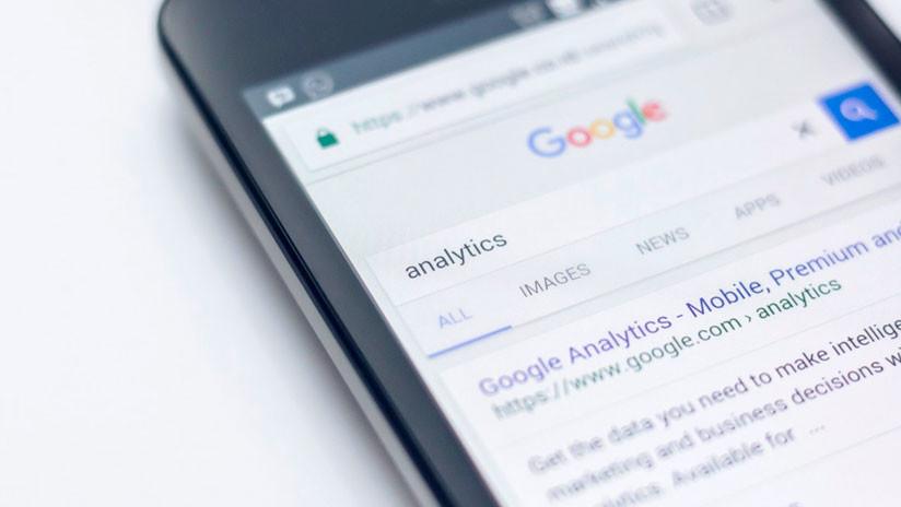Encuentran  en Google un extraño fallo de privacidad