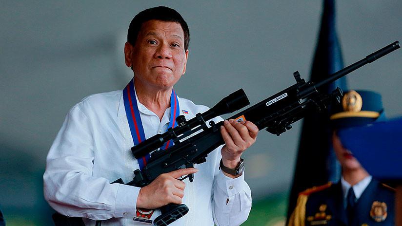 ¿Duterte quiere una guerra con China? Podría tratarse de todo lo contrario