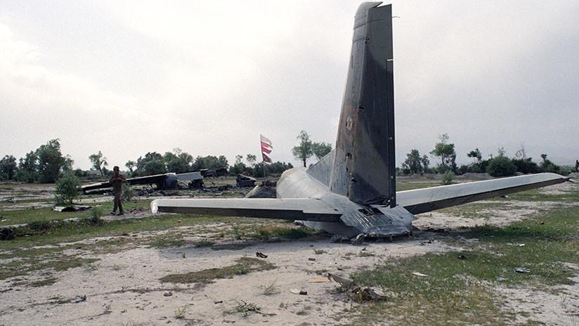Hallan con vida a un piloto de un país que ya no existe derribado en los 1980 en Afganistán