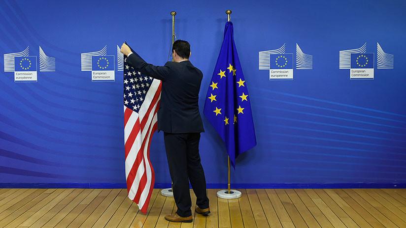 """La UE: """"No vemos la posibilidad de continuar las negociaciones con EE.UU. sobre el libre comercio"""""""