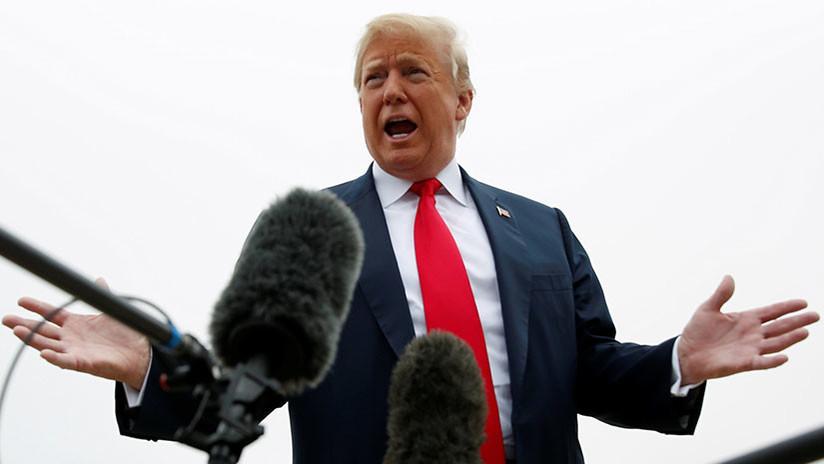 Trump insta a Canadá a abrir sus mercados y eliminar barreras comerciales