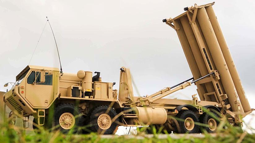 EE.UU. estudia el despliegue del sistema de defensa antimisiles THAAD en Alemania