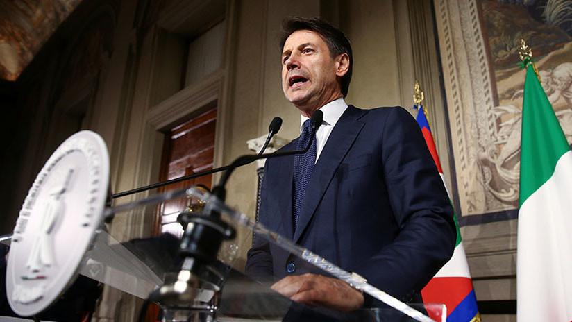 Italia: Giuseppe Conte asume el cargo de jefe del Gobierno de coalición