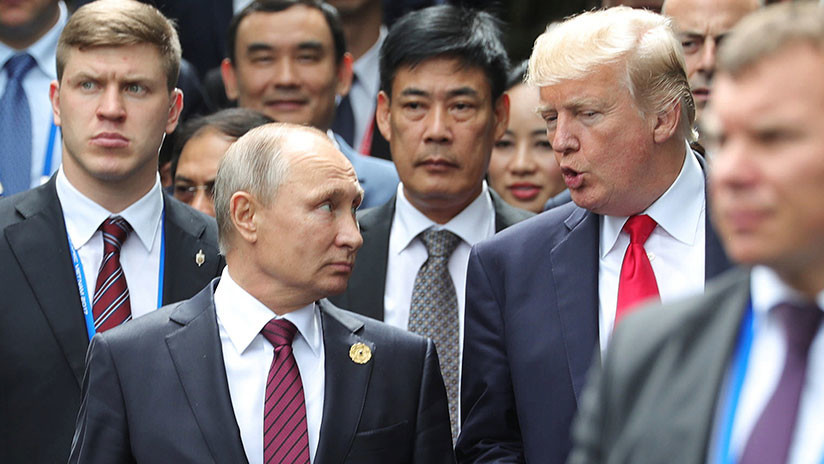 The Wall Street Journal: Washington prepara una cumbre entre Putin y Trump