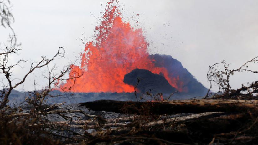Hawái, en máxima alerta: Se registra un sismo de magnitud 5,4 cerca del volcán Kilauea