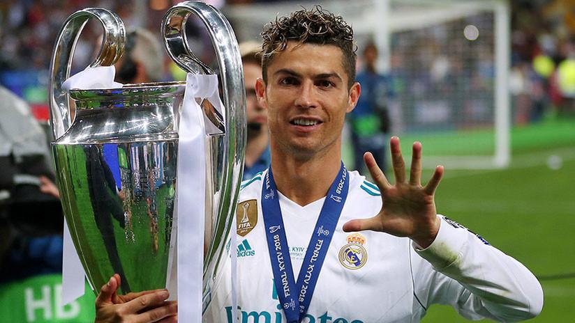 Ronaldo dijo a sus compañeros que abandonaría el Real Madrid