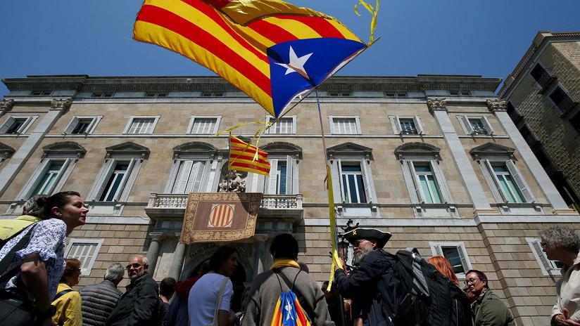 VIDEO: Toma de posesión del nuevo Gobierno de la Generalitat de Cataluña