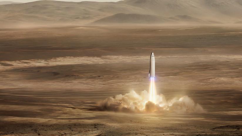 """Sexo en Marte podría dar lugar a """"un nuevo tipo de especie humana"""""""