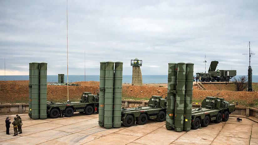 """Arabia Saudita amenaza con """"una acción militar"""" si Catar compra sistemas antiaéreos rusos S-400"""
