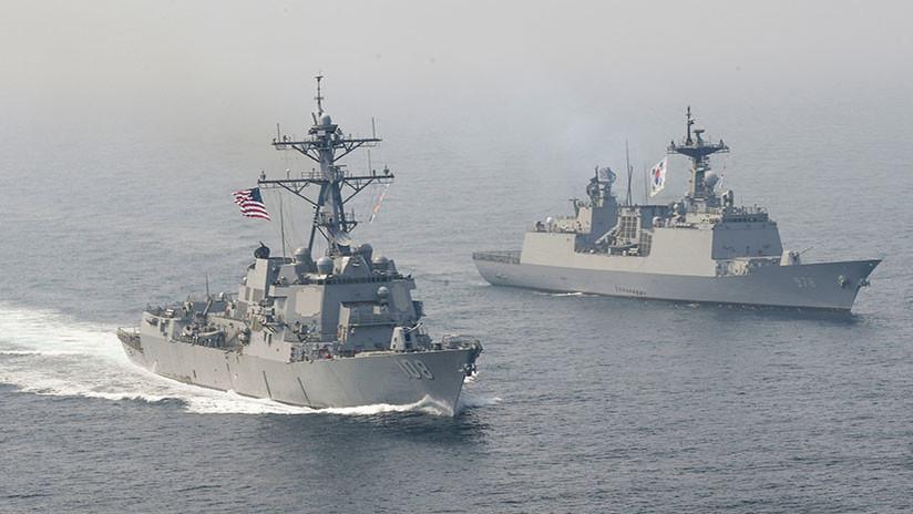 """El Pentágono presume de su experiencia en """"hundir pequeñas islas"""""""