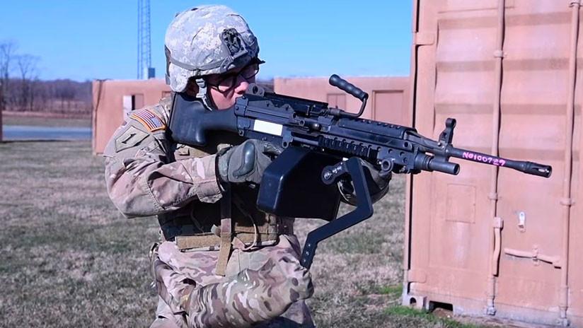VIDEO: El Ejército de EE.UU. echa una mano a sus soldados con un 'tercer brazo'