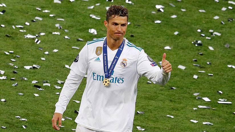 """La oferta más inesperada a Ronaldo llega de Rusia: """"Háganos legendarios, ¡decídase ahora!"""""""