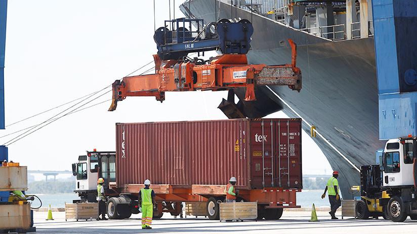 """China advierte a EE.UU. contra una guerra comercial: """"Todos los logros negociados serán nulos"""""""