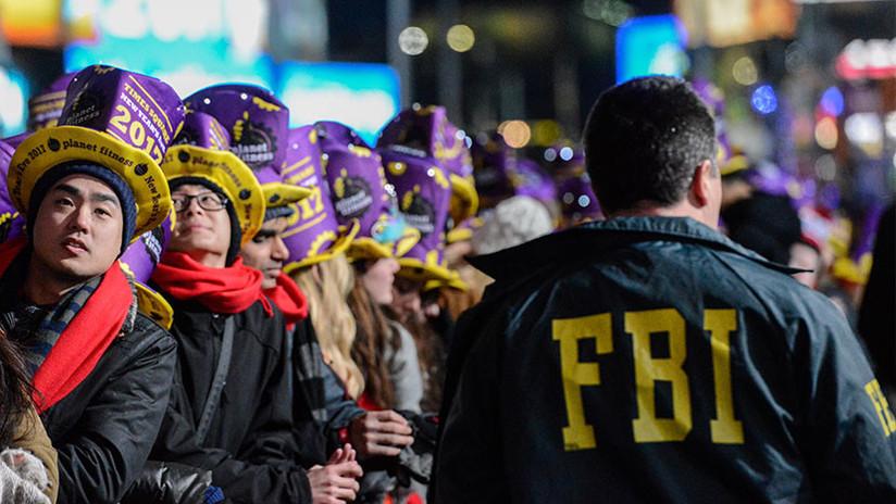 VIDEO: Un agente del FBI da una voltereta en una discoteca y dispara a un espectador