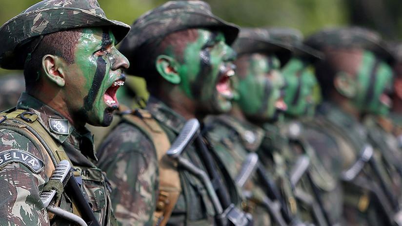 Estos son los cinco ejércitos más poderosos de América Latina (INFOGRAFÍA)