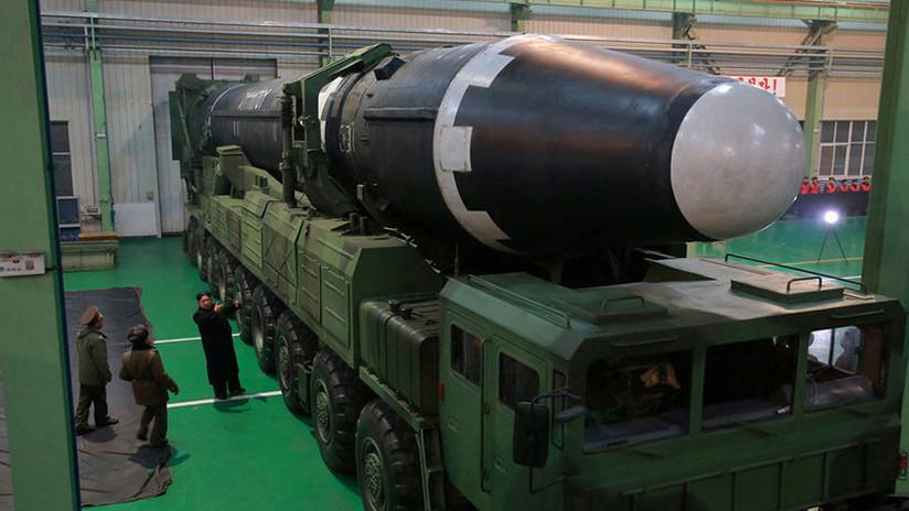 """Pentágono: """"No se aliviarán las sanciones a Pionyang sin pasos irreversibles a la desnuclearización"""""""