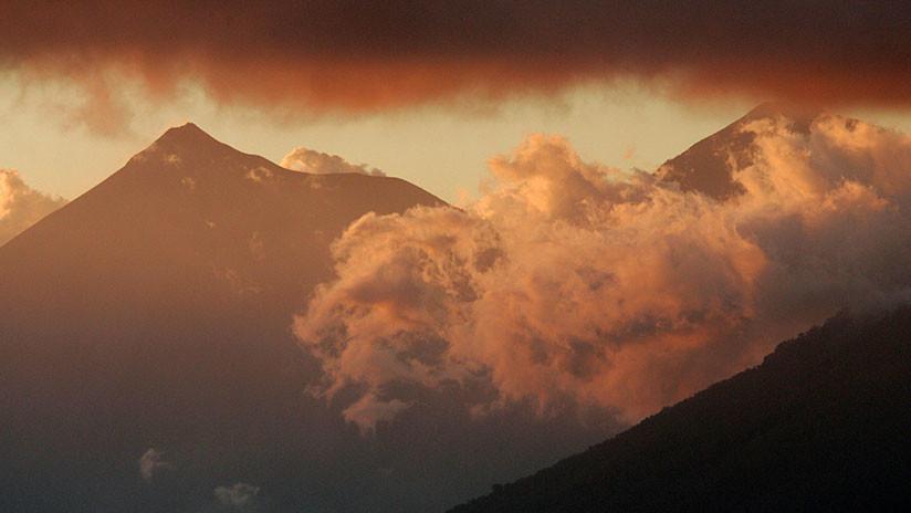 Erupción del Volcán de Fuego - Temas de