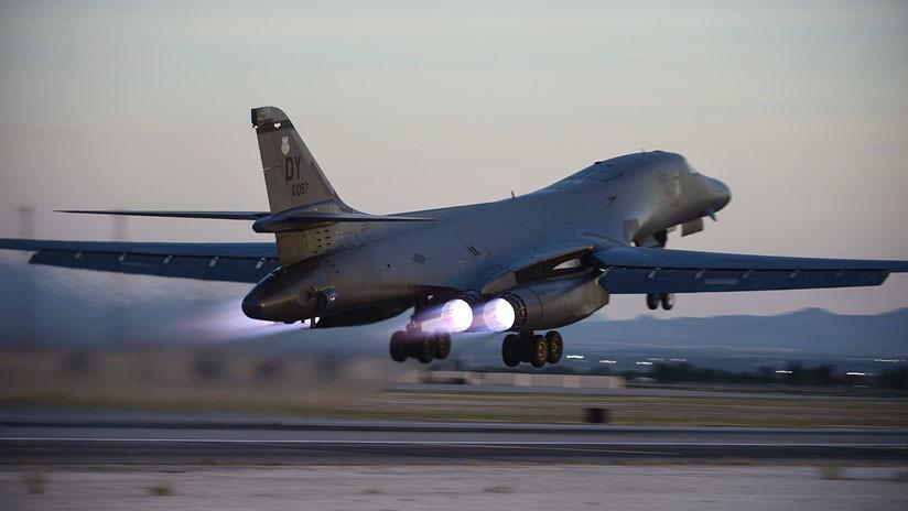 Detectan bombarderos pesados de EE.UU. cerca de la frontera de Rusia