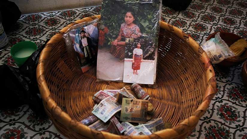 Guatemala entierra a la joven asesinada por un agente de la Patrulla Fronteriza de EE.UU.