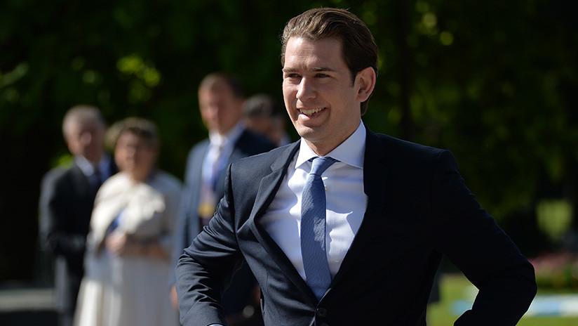 """El embajador de EE.UU. en Alemania tilda al canciller austriaco de """"estrella del rock"""" de la derecha"""