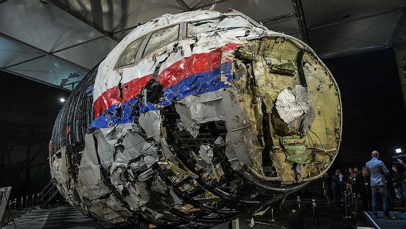 """Putin: """"Los argumentos de Rusia no se tienen en cuenta en la investigación de la tragedia del MH17"""""""