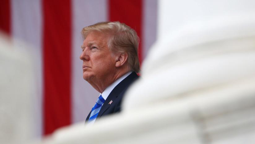 La Casa Blanca se ufana de 'Los 500 días de grandeza estadounidense' con Trump como presidente
