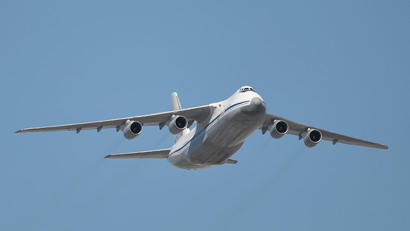 ¿Por qué es una leyenda el avión de carga súper pesado An-124, que Rusia estudia volver a fabricar?