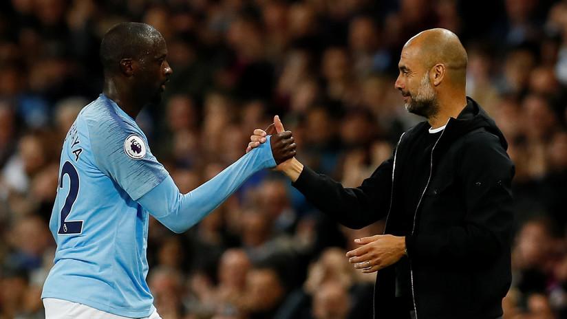 """""""Fue cruel conmigo"""": Yaya Touré pretende romper el """"mito"""" de Guardiola y lo acusa de racista"""