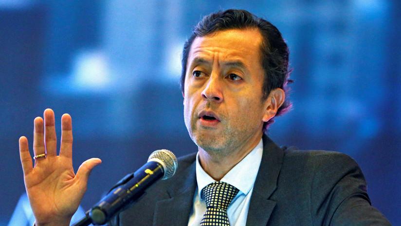 Renuncia el ministro de Economía de Perú, David Tuesta, tras dos meses en el cargo