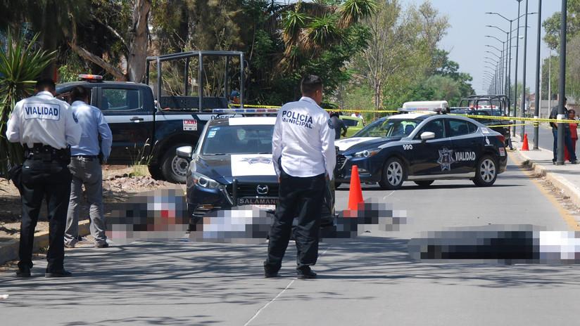 Agentes baleados y desmembraciones: 40 asesinatos en sólo tres días en estado mexicano de Guanajuato