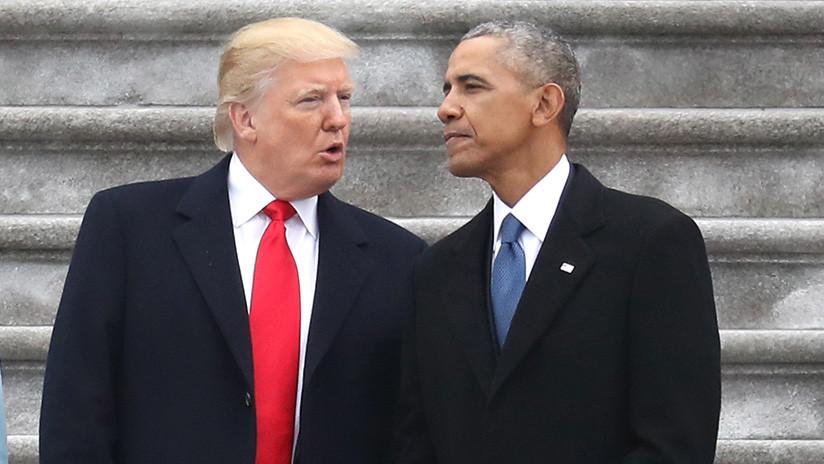 VIDEO: Multitud aplaude una cita de Trump, pero se silencia al saber que en realidad era de Obama